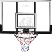 Щит баскетбольный акриловый с кольцом и сеткой Arctix