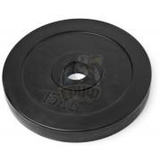 Диск 15 кг обрезиненный  Ø50 мм