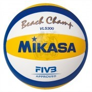 Мяч для пляжного волейбола профессиональный Mikasa VLS300