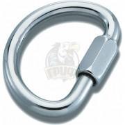 Карабин-рапид Vento Big-D 10 стальной полукруглый 10 мм