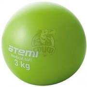 Мяч с утяжелением Atemi 3.0 кг