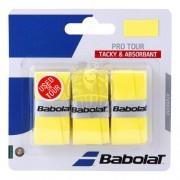 Обмотка для теннисной ракетки Babolat Pro Tour (желтый)