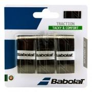 Обмотка для теннисной ракетки Babolat Pro Tour Traction (черный)