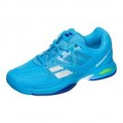 Кроссовки теннисные детские Babolat Propulse Team AC Kid (синий)