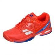 Кроссовки теннисные детские Babolat Propulse Team AC Jr (красный)