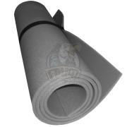 Коврик однослойный Экофлекс Спорт-турист 8 мм (серый)