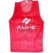 Манишка тренировочная Alvic (красный)