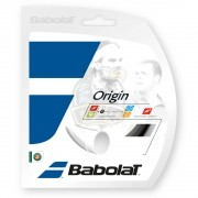 Струна теннисная Babolat Origin 1.3/12 м (черный)