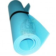 Коврик укороченный Экофлекс 6,5 мм (голубой)