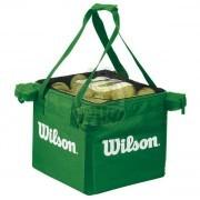 Сумка для мячей Wilson Teaching Cart (зеленый)
