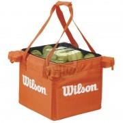 Сумка для мячей Wilson Teaching Cart (оранжевый)