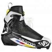 Ботинки лыжные Salomon RS Carbon SNS