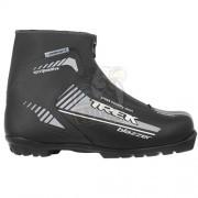 Ботинки лыжные Trek Blazzer NNN (черный/серый)