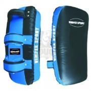 Макивара изогнутая для единоборств Vimpex Sport кожа