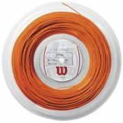 Струна теннисная Wilson Revolve 17 1.25/200 м (оранжевый)