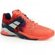 Кроссовки теннисные мужские Babolat Propulse Fury AC (красный)