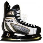 Коньки хоккейные Fora Gold