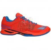Кроссовки теннисные мужские Babolat Jet Team Clay (красный)