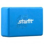 Блок для йоги Starfit (синий)