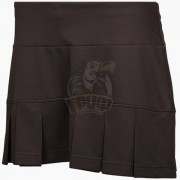 Юбка спортивная для девочек Babolat Skirt Core Girl (темно-серый)