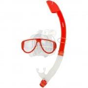 Набор для плавания подростковый Fora (красный)