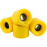 Колеса к круизеру Fish (желтый)