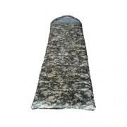 Спальный мешок (одеяло) двухслойный Fora Camouflage