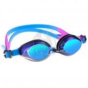 Очки для плавания юниорские Mad Wave Aqua Rainbow Junior (синий)