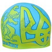 Шапочка для плавания Mad Wave Ukraine