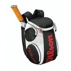 Рюкзак теннисный Wilson Large Tour BLX White (2013)