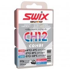 Парафин Swix CH12X Yellow Combi (по 20 г: CH7X, CH8X, CH10X), 60 гр