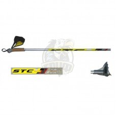 Палки лыжные STC Avanti (100% углеволокно)