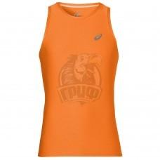 Майка спортивная мужская Asics Singlet (оранжевый)