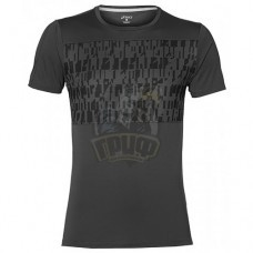 Футболка спортивная мужская Asics Gpx Poly Mesh Top (серый)
