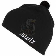 Шапочка лыжная Swix Tradition (черный)