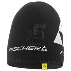 Шапочка лыжная Fischer Alpine Long Logo (черный)