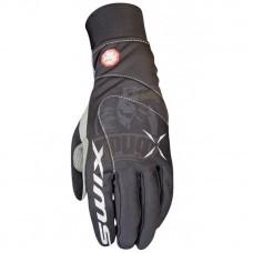 Перчатки лыжные мужские Swix Gore XC 1000 (черный)