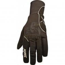Перчатки лыжные детские Swix Star XC JR (черный)
