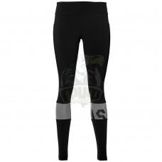 Тайтсы спортивные женские Asics Color Block Tight (черный)