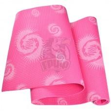 Коврик для занятия йогой Winmax Sport (розовый)