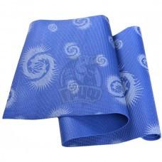 Коврик для занятия йогой Winmax Sport (синий)