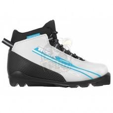 Ботинки лыжные Trek Mechanics Control SNS (серебро/синий)