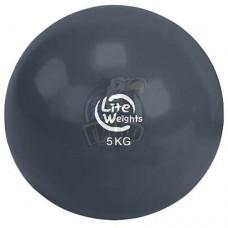 Медбол Lite Weights 5.0 кг