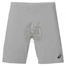 Шорты спортивные мужские Asics Spiral Short 9In (серый)