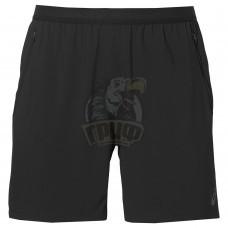 Шорты спортивные мужские Asics Ventilation Short (черный)