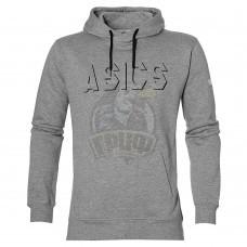 Толстовка спортивная мужская Asics Gpx Hoody (серый)