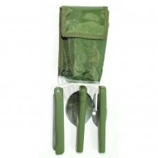 Набор походный (вилка, ложка, нож)