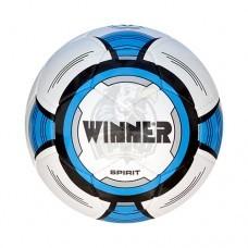 Мяч футбольный тренировочный Winner Spirit (синий) №5