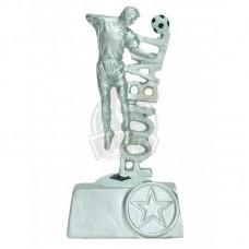 Кубок сувенирный Футбол HX1722-C6 (серебро)