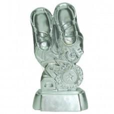 Кубок сувенирный Танцы HX1827-B6 (серебро)